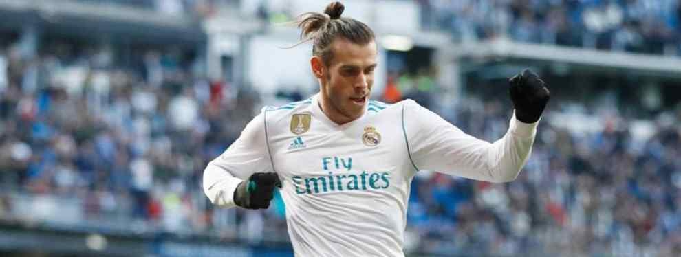 Gareth Bale negocia en secreto (y no es con United, Chelsea, Tottenham y compañía)