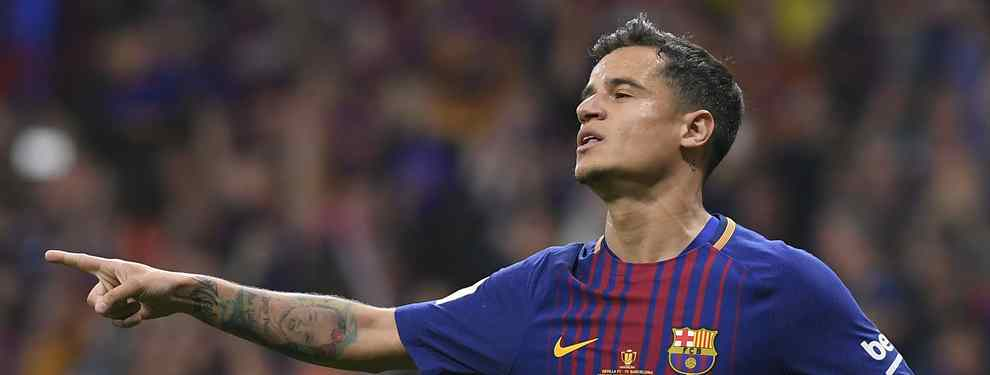 Coutinho filtra en el vestuario del Barça los planes de Neymar para este verano (y Messi alucina)