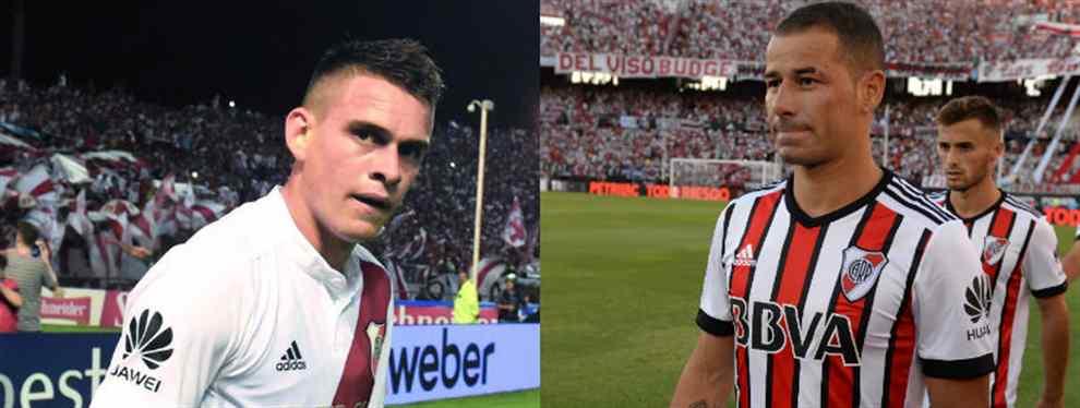 ¿Gallardo se Copa con Borré o Mora?