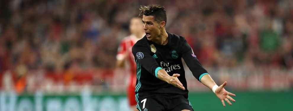 El Real Madrid ganó por 1-2 al Bayern de Múnich y tiene un pie en la final de la Champions League. Aun así, Cristiano Ronaldo sentencia a un crack del club blanco.