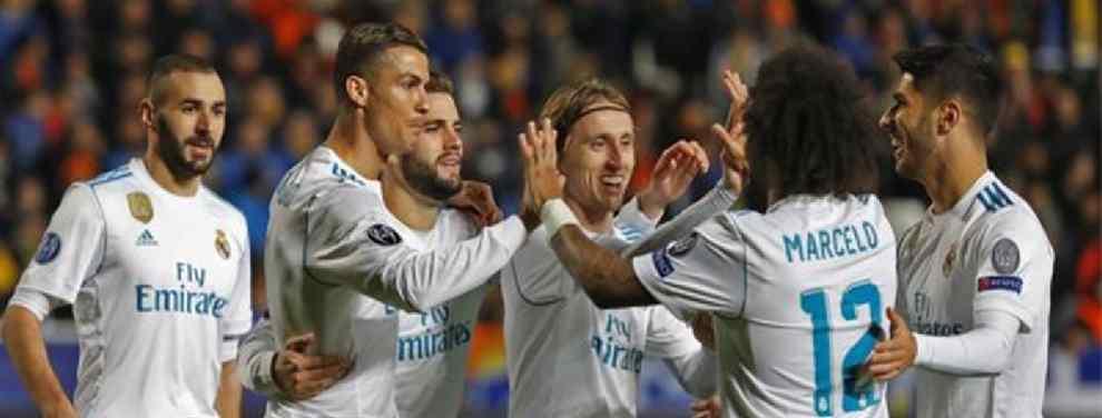 70 millones y se va: Florentino Pérez cierra una venta muy sonada en el Real Madrid
