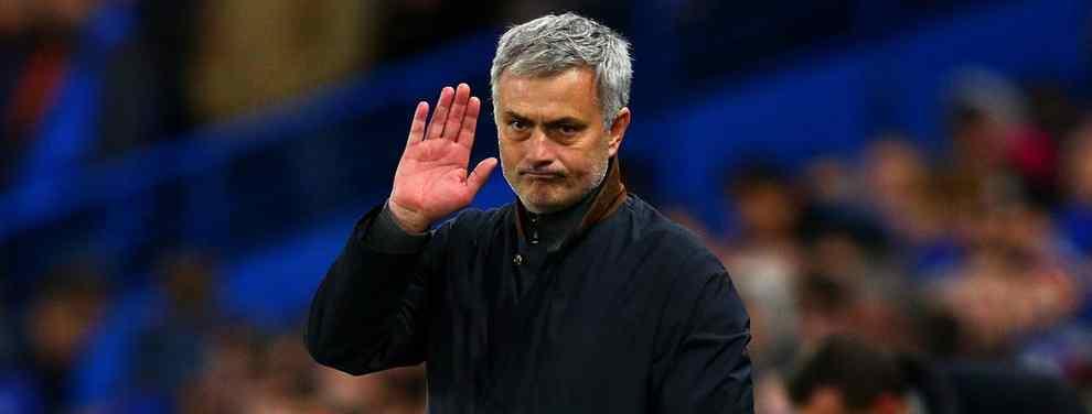 José Mourinho, el técnico portugués del Manchester United, ha puesto a un jugador del Real Madrid en su punto de mira para el verano que viene (y Florentino Pérez se plantea darle el OK)