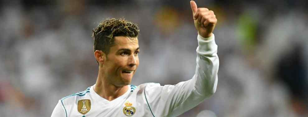 Cristiano Ronaldo se planta: si venden a este crack, él se va (la amenaza a Florentino Pérez)