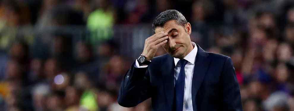 Ernesto Valverde ya piensa en la próxima temporada y pone cinco nombres encima de la mesa para reforzar la plantilla de cara a una nueva campaña para luchar por la Champions.