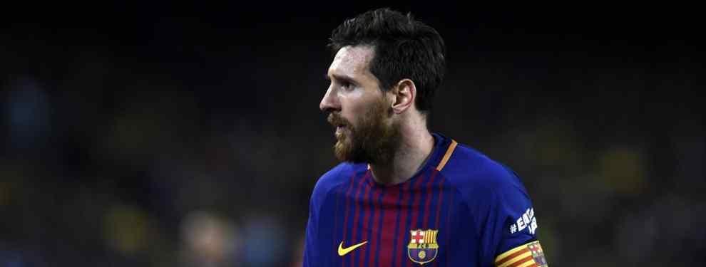 Messi se entera de una oferta de 100 millones de euros que saca a una estrella del Barça de cara a la próxima temporada. Puede haber lío en el Camp Nou este verano.