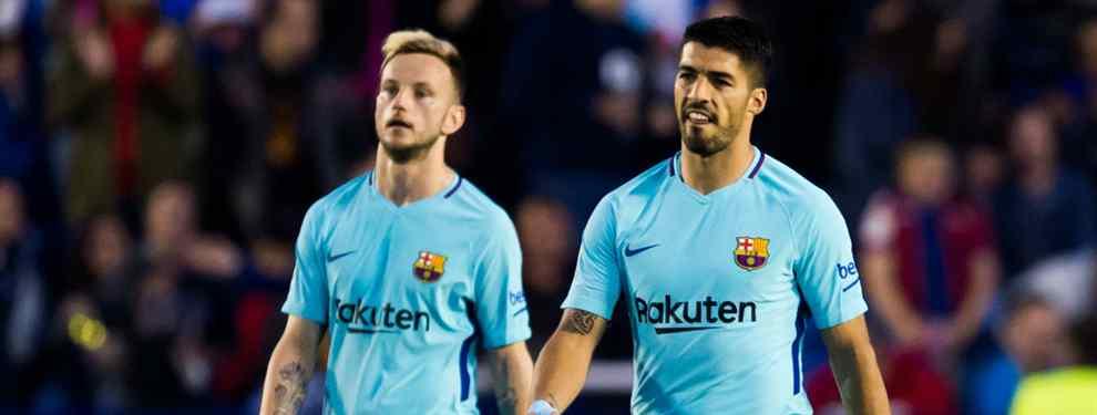 Luis Suárez avisa de una operación de 100 millones que está en marcha. Una oferta que saca a un crack del conjunto azulgrana de cara a la próxima temporada.