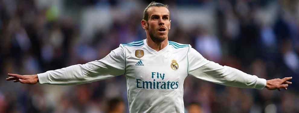 Florentino Pérez se pone duro con la venta de Gareth Bale y rechaza dos ofertas. El presidente del Real Madrid tiene claro cuanto dinero quiere sacar por el galés.