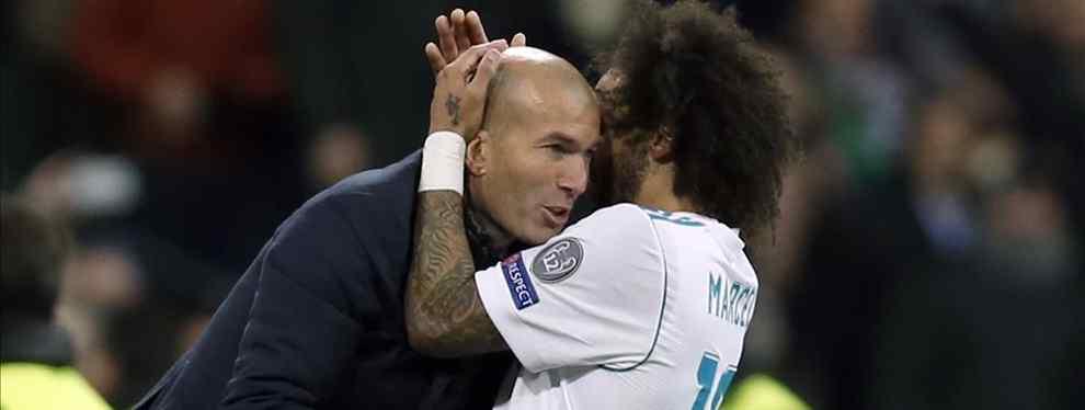 Zidane la lía con una bomba para el Real Madrid-Liverpool que desata una guerra civil