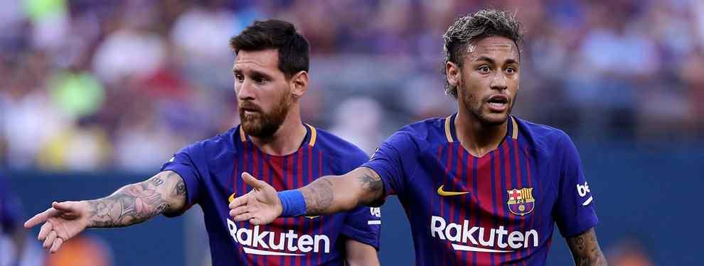 Neymar responde a Messi: así está su fichaje por el Real Madrid