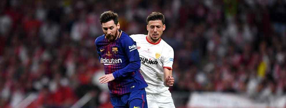 El fichaje de Lenglet por el Barça viene con sorpresa: la bomba estalla en el Camp Nou