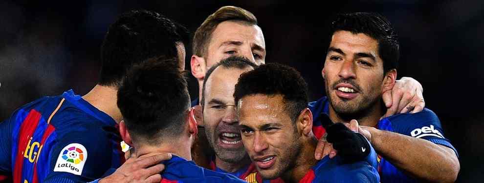 No solo Messi: los otros cracks del Barça que torpedean el fichaje de Neymar por el Real Madrid