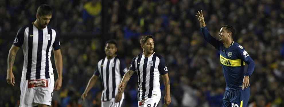 Alianza Lima sufrió una goleada en La Boca