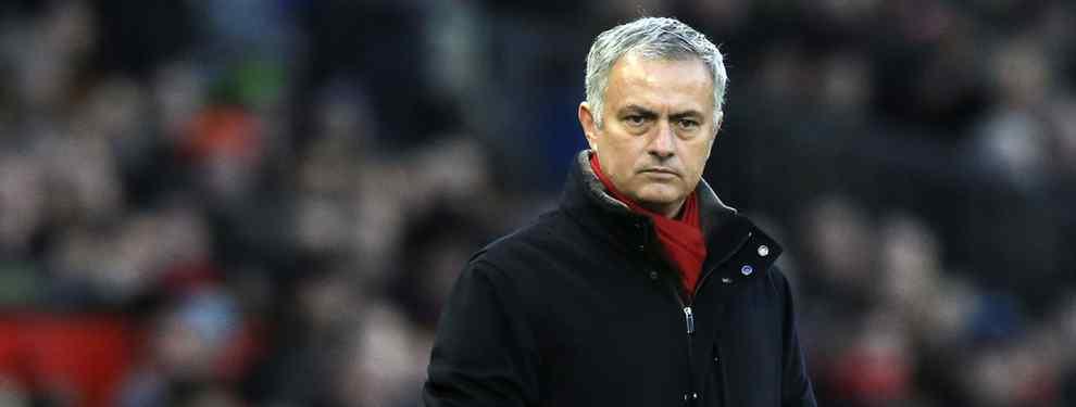 Mourinho llamó al Bayern por James Rodríguez y acabó preguntando por otro crack para el United