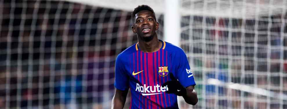 100 millones por Dembélé: los tres cracks que ficha el Barça con la venta del francés