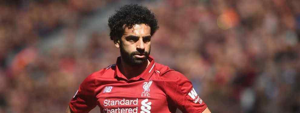 El lío más gordo con Salah en el Real Madrid, a tres días de la final de Kiev