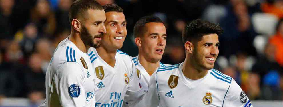 Florentino Pérez ya sabe lo que deberá pagar para llevarse a un crack mundial al Real Madrid. El presidente del conjunto blanco deberá desembolsar 50 millones más un jugador.