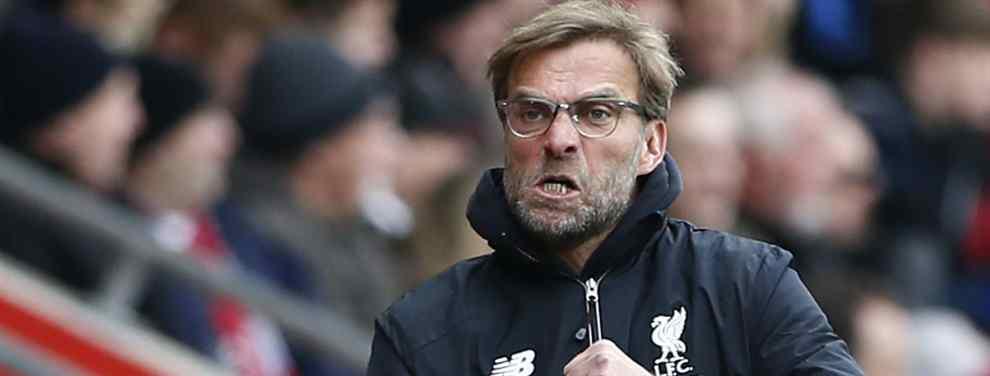 Jürgen Klopp sigue con su guerra sucia contra el Real Madrid: ofertón por un crack