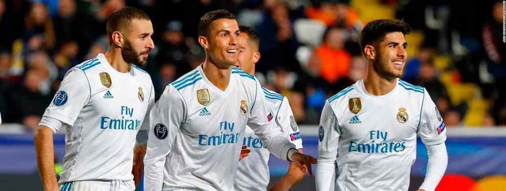 Benzema se va de la lengua: la alineación de Zidane para el Real Madrid-Liverpool tiene una sorpresa