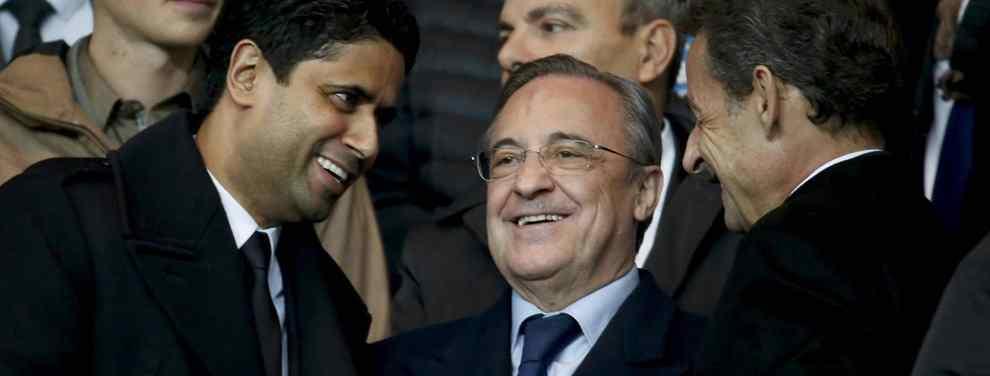 Florentino Pérez cierra un fichaje sorpresa antes del Real Madrid-Liverpool