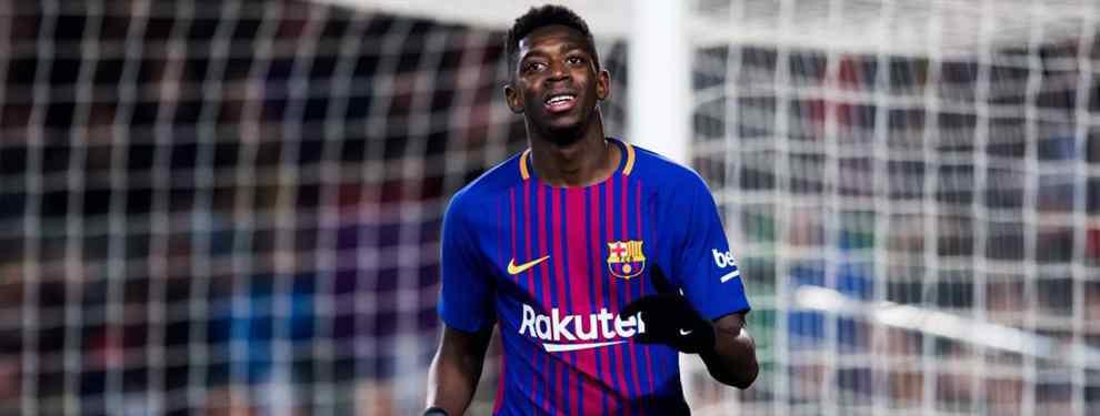 Oferta de última hora para sacar a Dembélé del Camp Nou (y el Barça dice sí)