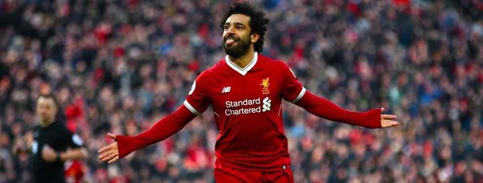 Escándalo Salah: la que se ha liado a 24 horas de la final contra el Real Madrid