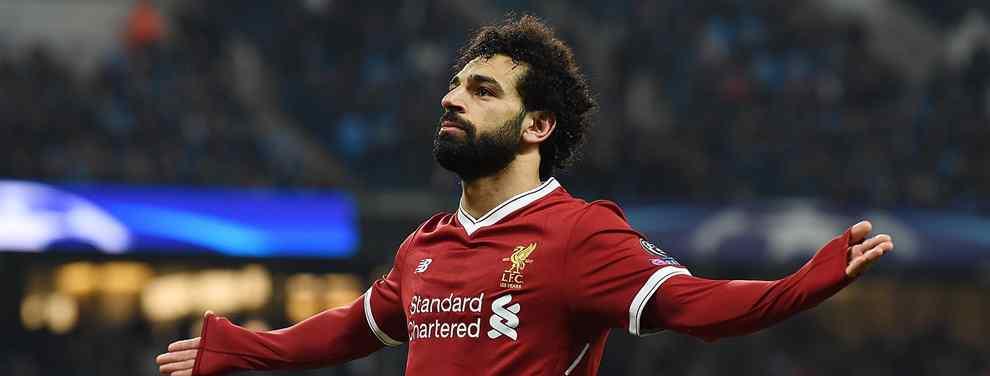 No solo Salah: los otros cracks del Liverpool que controla Florentino Pérez en Kiev para ficharlos
