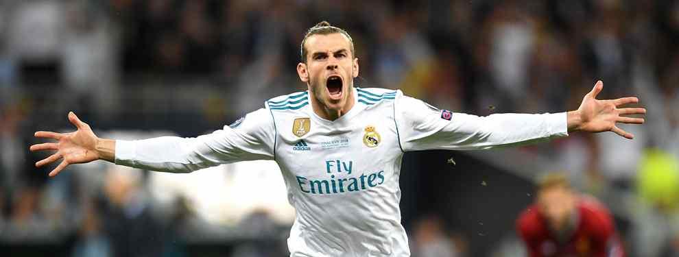 Gareth Bale calla: el feo de un crack del Real Madrid en la final de Champions contra el Liverpool