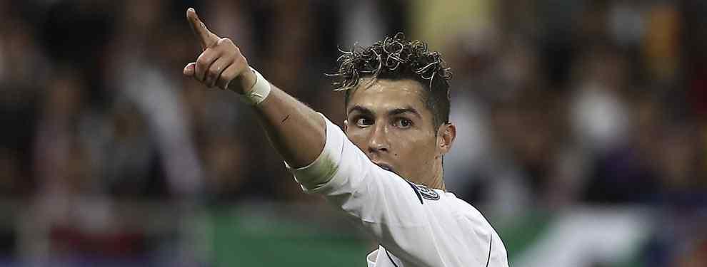 Cristiano Ronaldo se quiere ir del Real Madrid. El portugués lo dejó muy claro después de la final de Kiev. Y tiene tres posibles destinos a los que marcharse este verano.