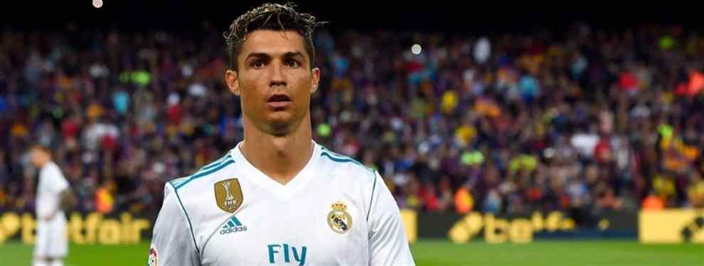 El jugador que amenaza con irse si Florentino Pérez no retiene a Cristiano Ronaldo