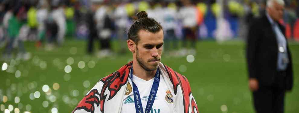 A pesar del papel de Gareth Bale en Kiev, sería toda una sorpresa que no saliera del Real Madrid este verano. Florentino Pérez ya sabe quién sería su recambio.