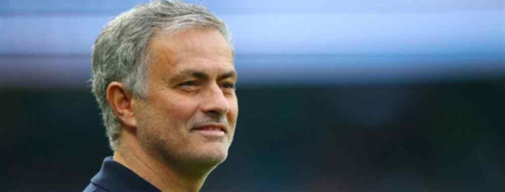 José Mourinho, el técnico del Manchester United, está tanteando el fichaje de un futbolista del todo imprescindible para el crack argentino del Barça, Leo Messi