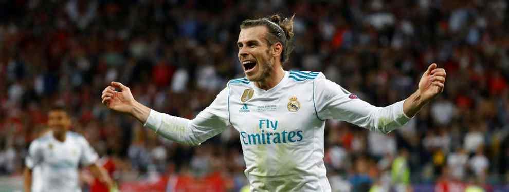 José Mourinho va con todo a por Gareth Bale. El técnico portugués quiere hacerse con el galés, y está dispuesto a meter a uno de sus cracks en la operación.