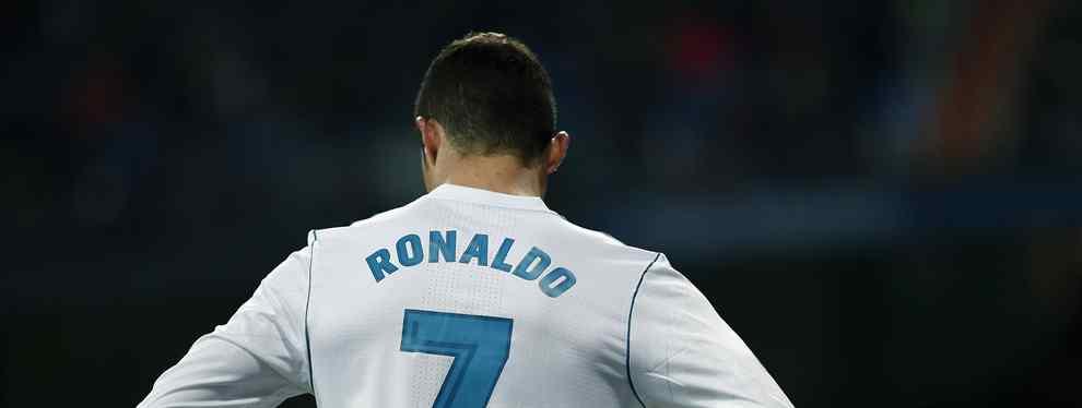 Cristiano Ronaldo no traga más. Al portugués no le ha sentado nada bien la fuga de Zidane y pone las cartas sobre la mesa de Florentino Pérez.