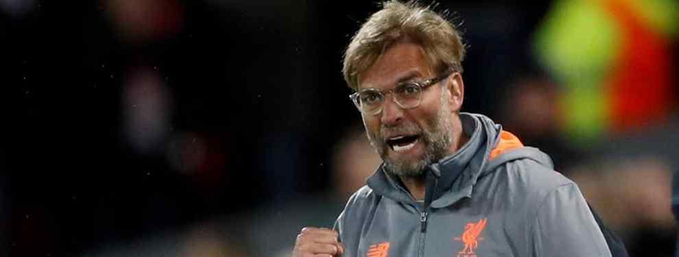 Jürgen Klopp insiste: ofertón para quitarle un crack a Florentino Pérez