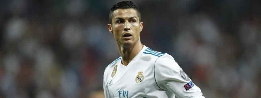 Cristiano Ronaldo, el crack portugués del Real Madrid que preside Florentino Pérez, ya tiene guardado el número que llevará la temporada que viene en su próximo club