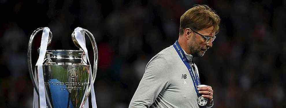 Jürgen Klopp es la opción que más gusta en el Santiago Bernabéu para reemplazar a Zidane. El técnico del Liverpool llegaría con una lista negra y un bombazo al conjunto madridista