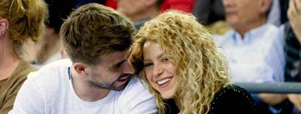 El nuevo lío con Shakira y Piqué acaba entre lágrimas (¡la que se ha montado!)