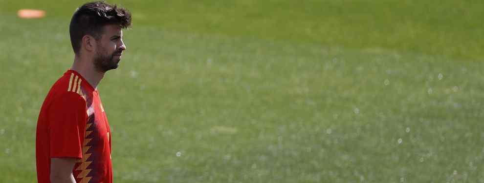 60 millones y está fuera: Piqué confiesa la salida inesperada que prepara el Barça