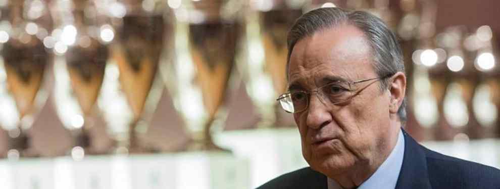 Florentino Pérez lo tiene cerrado: el primer galáctico del Real Madrid para el nuevo técnico