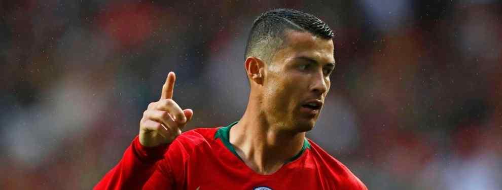 Cristiano Ronaldo está fuera: el plan de Florentino Pérez para echarlo del Real Madrid