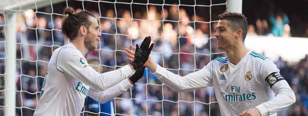 Gareth Bale se la juega a Cristiano Ronaldo: la reunión secreta que mete en un lío al portugués