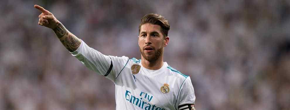 Sergio Ramos avisa: el crack del Real Madrid que negocia su salida (y es un peso pesado)
