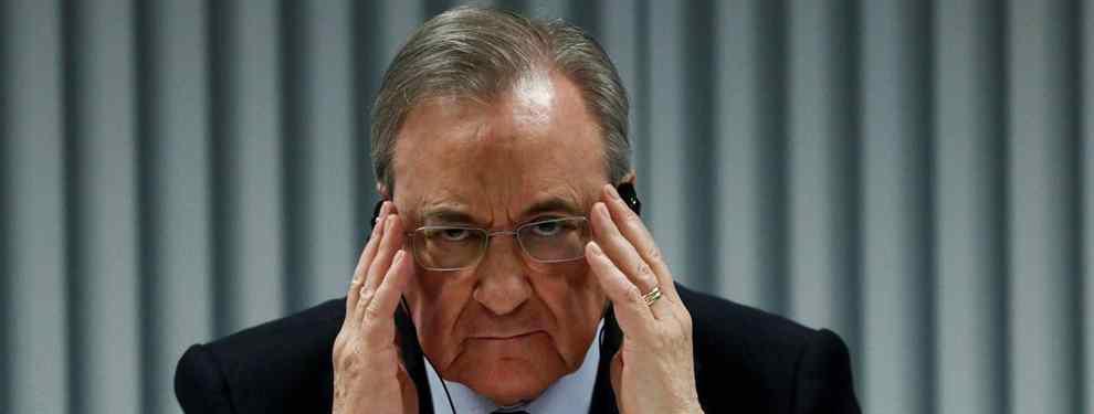 El Real Madrid se adelanta al Barça en el fichaje de uno de los objetivos del conjunto azulgrana. Florentino Pérez quiere llevarse a un crack este mismo verano.