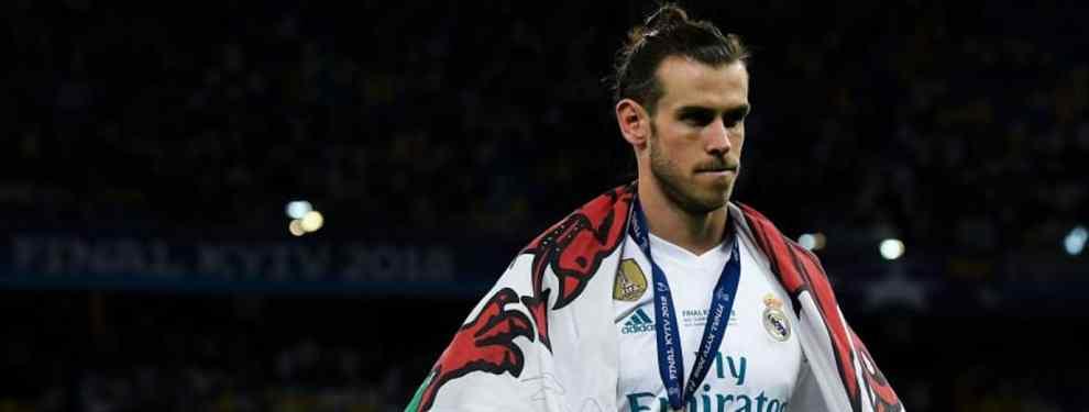 El cambio de cromos por Gareth Bale que más tienta a Florentino Pérez