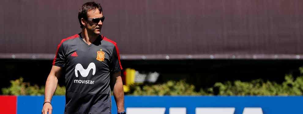 ¡200 millones! El fichaje más loco que Lopetegui pide a Florentino Pérez (y no es Neymar)