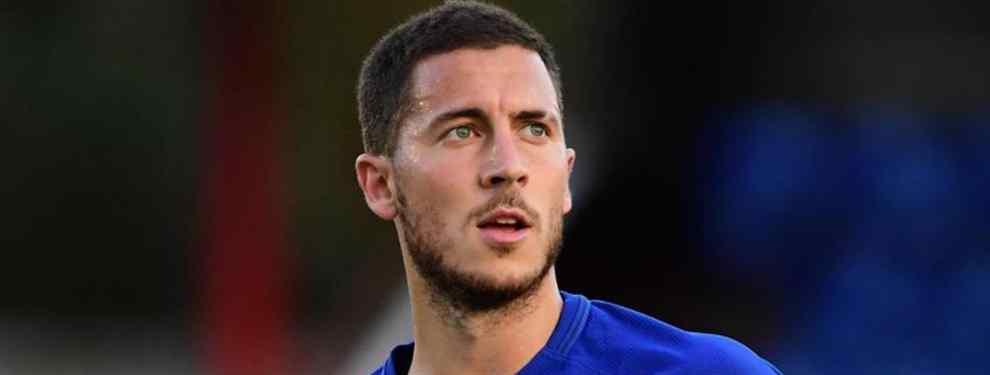 Ni Hazard, ni Courtois: la estrella del Chelsea que Lopetegui quiere para el Real Madrid