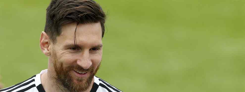Messi pide tres estrellas para el nuevo Barça: la respuesta al 'no' de Griezmann