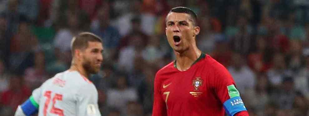 El dardo envenenado de Mourinho a Cristiano Ronaldo que lo aleja del Manchester United
