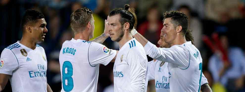 Vienen Con 70 Millones El Intocable Del Real Madrid Que Tiene Una Oferta De Infarto Para Irse
