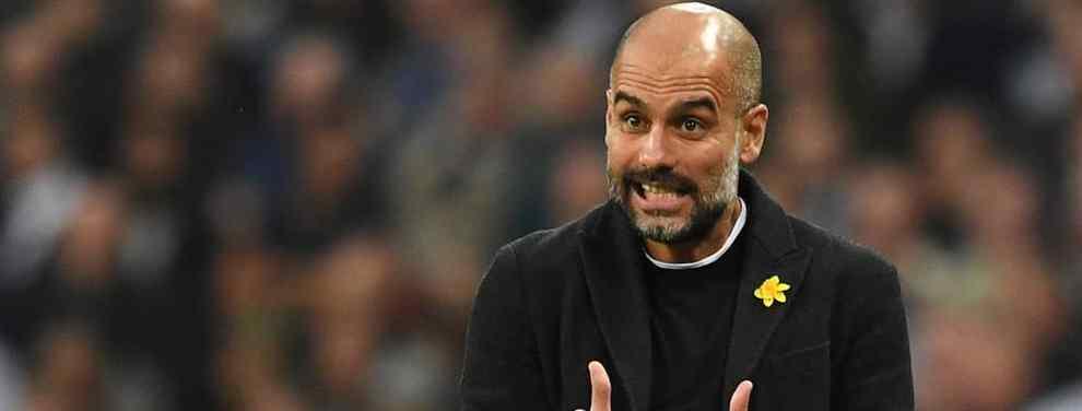 El ex técnico del Barça Pep Guardiola está moviendo sus hilos para llevarse de camino a la Premier a una de las grandes figuras del Real Madrid que dirige Florentino Pérez